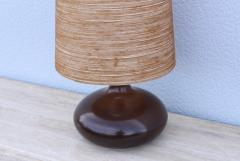 Lotte Gunnar Bostlund Lotte Gunnar Bostlund Ceramic Table Lamp - 1828136