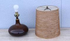 Lotte Gunnar Bostlund Lotte Gunnar Bostlund Ceramic Table Lamp - 1828137