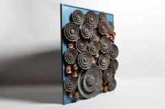 Lotus Flower Wall Sculpture - 662806