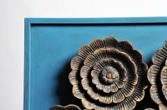 Lotus Flower Wall Sculpture - 662810