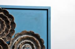 Lotus Flower Wall Sculpture - 662812