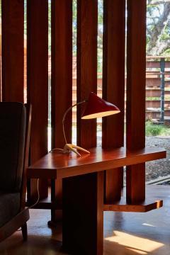 Louis Christiaan Kalff 1950s Louis Kalff Kr henfuss Table Lamp for Philips - 1584210