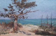 Louis Comfort Tiffany Seascape - 1356156