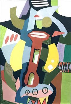 Louis K Stone Untitled c 1938 - 909153