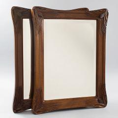 Louis Majorelle Pair of French Art Nouveau Mirrors - 118333