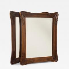 Louis Majorelle Pair of French Art Nouveau Mirrors - 118906