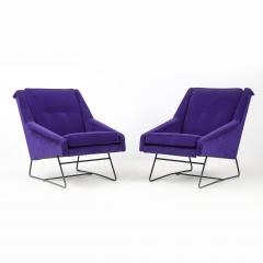 Louis Paolozzi Pair of Armchairs by Louis Paolozzi - 1598148