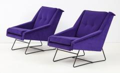 Louis Paolozzi Pair of Armchairs by Louis Paolozzi - 1598149