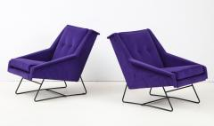 Louis Paolozzi Pair of Armchairs by Louis Paolozzi - 1598153