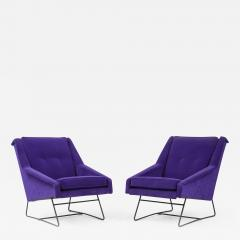 Louis Paolozzi Pair of Armchairs by Louis Paolozzi - 1620607