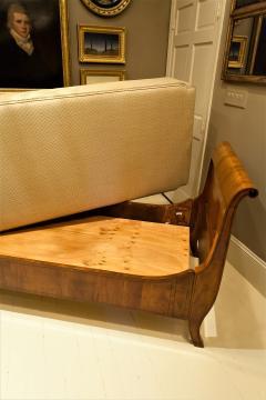Louis Philippe Sleigh Bed Circa 1840 France - 1708670