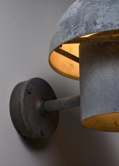 Louis Poulsen Bjarne Bech set of 6 steel wall lamps for Louis Poulsen - 2019421