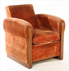 Louis Sognot Louis Sognot Pair of Modernist Club Chairs - 1541863