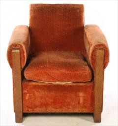 Louis Sognot Louis Sognot Pair of Modernist Club Chairs - 1541865