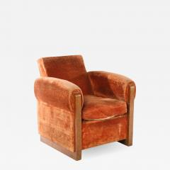 Louis Sognot Louis Sognot Pair of Modernist Club Chairs - 1543646