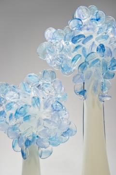 Louis Thompson Enchanted Dawn in Tall Blue - 1464304