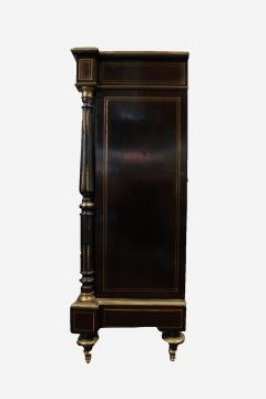 Louis VI Chinoiserie Cabinet with mother of pearl Inlay Circa 1850 - 1155018