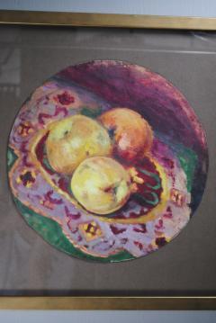 Louis Valtat Valtat Double Sided Study Grandson of Renoir Impressionist Artist - 1195310