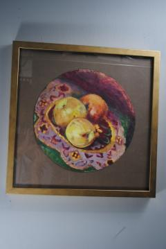 Louis Valtat Valtat Double Sided Study Grandson of Renoir Impressionist Artist - 1195311