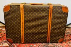Louis Vuitton Louis Vuitton Monogram Holdall Luggage Bag or Suitcase - 1676554