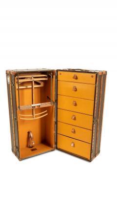 Louis Vuitton Louis Vuitton Wardrobe Steamer Trunk - 1663765