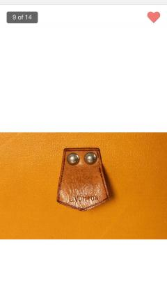Louis Vuitton Louis Vuitton Wardrobe Steamer Trunk - 1663768