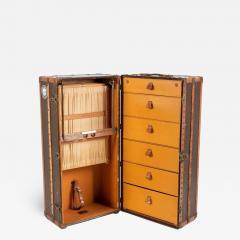 Louis Vuitton Louis Vuitton Wardrobe Steamer Trunk - 1666262