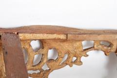 Louis XV French Console Table with Marble Top - 1984099