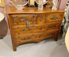 Louis XV Provincial Walnut Chest of Drawers c 1770 1780 - 1772040