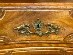 Louis XV Provincial Walnut Chest of Drawers c 1770 1780 - 1772041