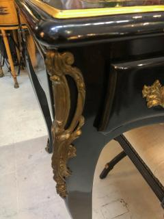 Louis XV Style Desk Secretary with Neoclassical Stool - 1058463