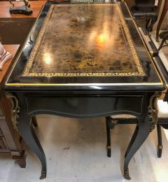 Louis XV Style Desk Secretary with Neoclassical Stool - 1058466