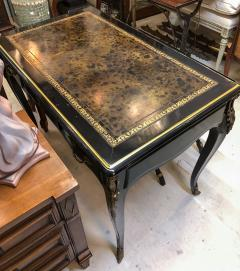 Louis XV Style Desk Secretary with Neoclassical Stool - 1058467
