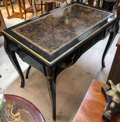Louis XV Style Desk Secretary with Neoclassical Stool - 1058479