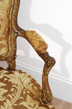Louis XV Style Fauteuil or Armchair - 758909