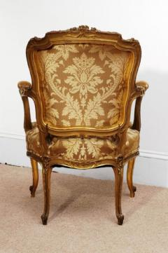 Louis XV Style Fauteuil or Armchair - 758912