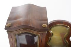 Louis XV Style Leather Top Ladies Writing Desk - 2108477