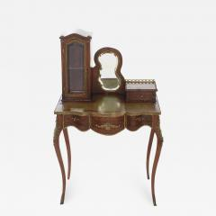 Louis XV Style Leather Top Ladies Writing Desk - 2109943