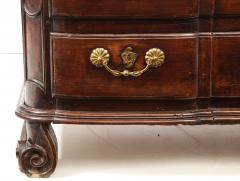 Louis XV Style Provincial Oak Commode - 1971498