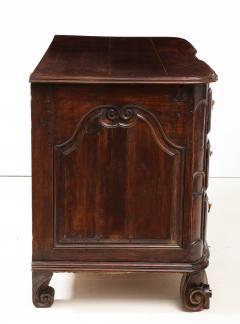 Louis XV Style Provincial Oak Commode - 1971506