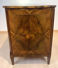 Louis XVI Commode Walnut Maple Plum Ebony Brass South Germany circa 1790 - 1808385