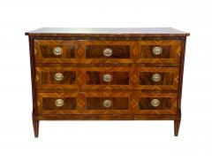 Louis XVI Commode Walnut Maple Plum Ebony Brass South Germany circa 1790 - 1817945