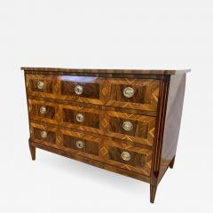 Louis XVI Commode Walnut Maple Plum Ebony Brass South Germany circa 1790 - 1818707