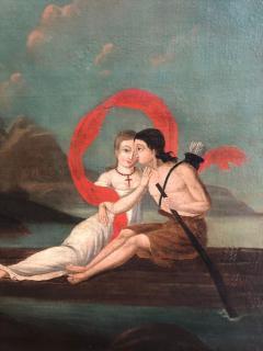 Louis XVI Period Trumeau Christian and Native - 826359