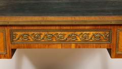 Louis XVI Style Bureau Plat - 735914