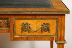 Louis XVI Style Bureau Plat - 735919