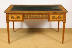 Louis XVI Style Bureau Plat - 735924