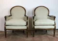 Louis XVI Style Club Chairs - 895186
