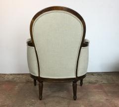 Louis XVI Style Club Chairs - 895189