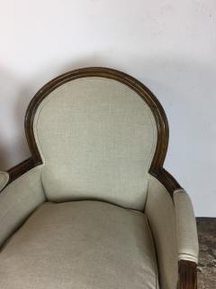 Louis XVI Style Club Chairs - 895191